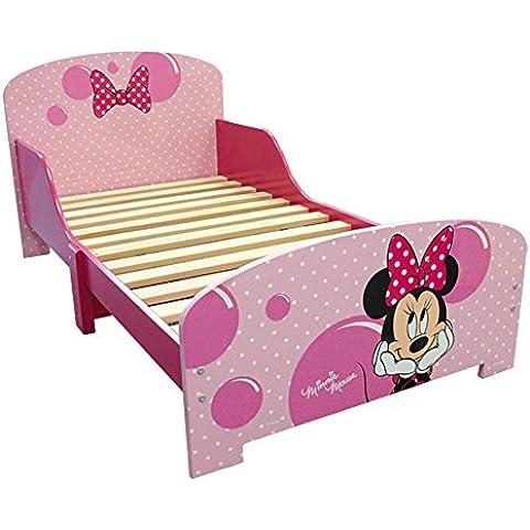 Fun House - 712 165 - Muebles y Decoración - Minnie - Cama Con Lattes - Pequeño Modelo