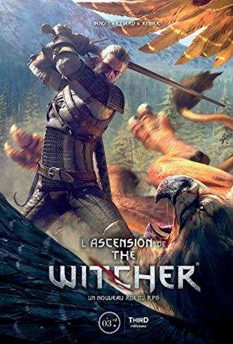 The Witcher: Un nouveau roi du RPG par  Benoît