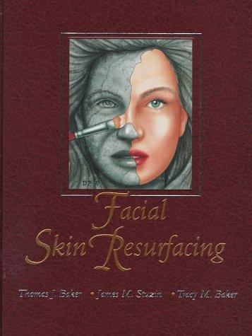 facial-skin-resurfacing-book-with-video-by-thomas-j-baker-1997-01-30
