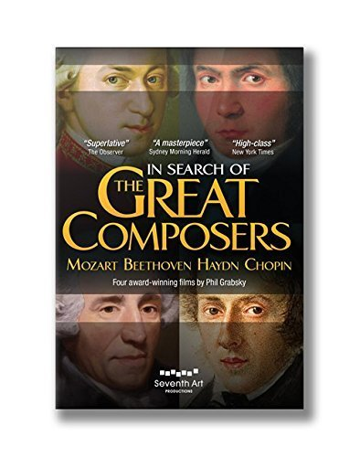 In Search of Great Composers (5 DVDs)