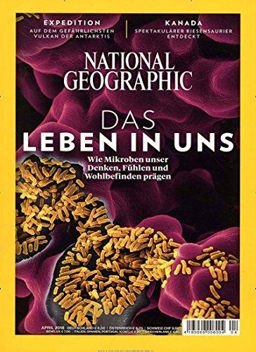National Geographic Magazin (National Geographic Deutschland [Abonnement jeweils 12 Ausgaben jedes Jahr])