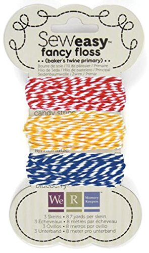 Dayka Trade Twine, Multicolore, 5.0 x 0.01 CM