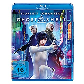 Ghost in the Shell [Blu-ray]