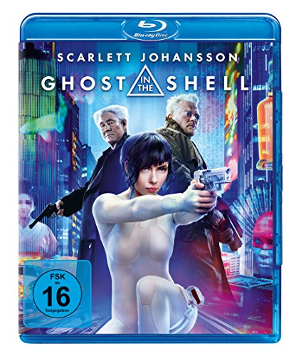 Ghost in the Shell [Blu-ray] -