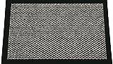 ID Mate 608005 - Felpudo Cahors/Florac de Fibra de Polipropileno y PVC (80x60x0,67cm), Color marrón, Gris, 60 x 80 cm