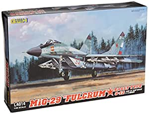 Great Wall Hobby 1:48 - MIG-29 9-12 Fulcrum Early Type - GWH4814