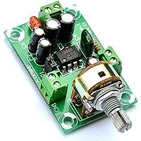 Electronics-Salon Akku liefert Audio Mono Verstärker Kit, njm386d, LM386.