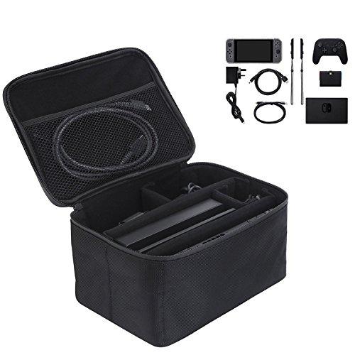 Nintendo Switch Tasche Xpassion Aufbewahrungstasche / Hülle / Case / Schutzhülle für die Nintendo Switch Konsole Accesoires