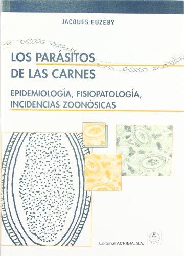 Los parásitos de las carnes por Jacques Euzeby