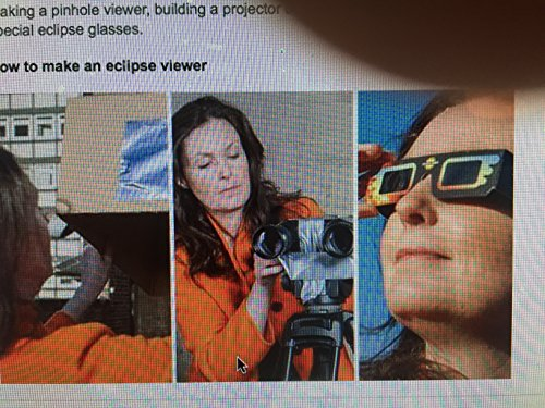 Gafas para eclipse solar  5pares