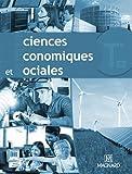 Sciences économiques et sociales Tle ES : Livre du professeur