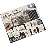 Royal & Langnickel AME-110 Sketching Made Easy Activity Set - Skizzierset