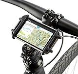 Red Cycling Products Fahrrad Handy-Halterung Easy UP für Smartphone oder Navi Universal-Halter aus Silikon für rüttelfreie Befestigung von Handys mit Einer Display-Größe von 4,7 bis 6 Zoll