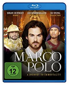Marco Polo [Blu-ray] [Import allemand]