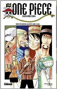 One Piece Edition originale Water seven, la cité sur l'eau