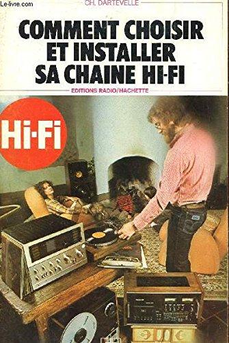 Techniques hi-fi : Utilisation des phonocapteurs, tables de lecture à commande électronique par Christian Dartevelle