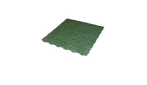 Piastrella pl.verde drenante: amazon.it: fai da te