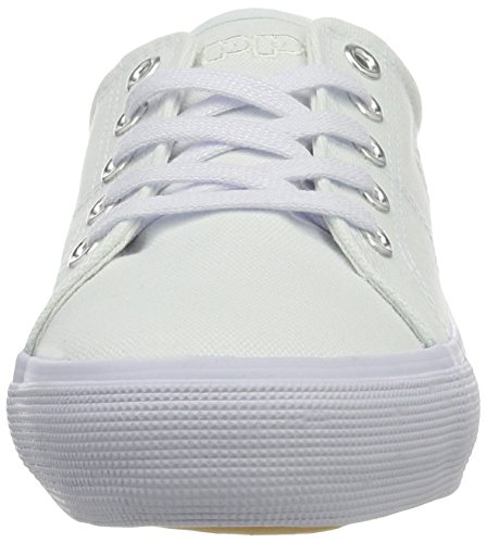 Kappa Thestral Oc, Sneakers Basses Mixte Adulte Blanc (White)