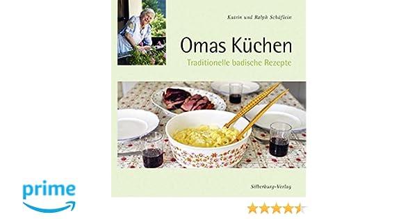 Omas Küchen: Traditionelle badische Rezepte: Amazon.de ...
