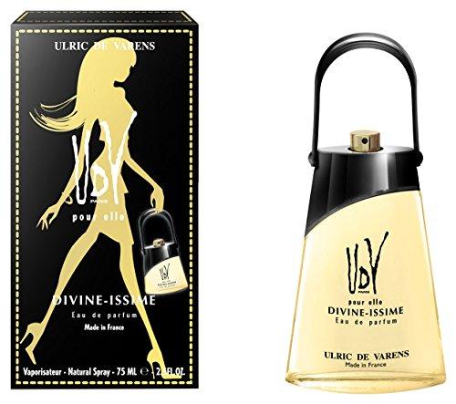Ulric di Varens Divine Issime Eau de Parfum, 75 ml