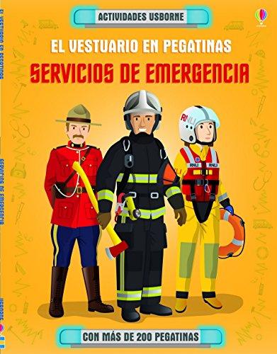 Servicios De Emergencia. El Vestuario En Pegatinas
