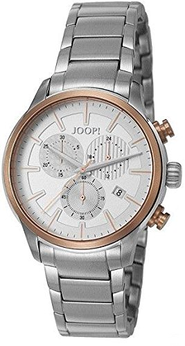 Joop. Men's Quartz Watch with Richard Chronograph Quartz Stainless Steel JP101751004