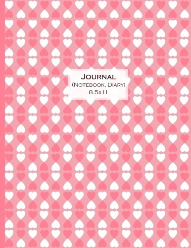 Journal (Notebook, Diary) 8.5x11: Pink Thick Cardstock Matte Cover, Journal/Notebook with 100 Inspirational Quotes Inside, Inspirational Thoughts for ... XL 8.5x11 (Inspirational Journals for Women) (Journal Cardstock)