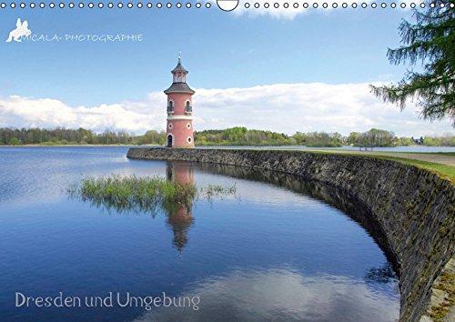 Dresden und Umgebung (Wandkalender 2018 DIN A3 quer): Aufnahmen aus dem schönen Dresden und Umgebung. (Monatskalender, 14 Seiten ) (CALVENDO Orte)