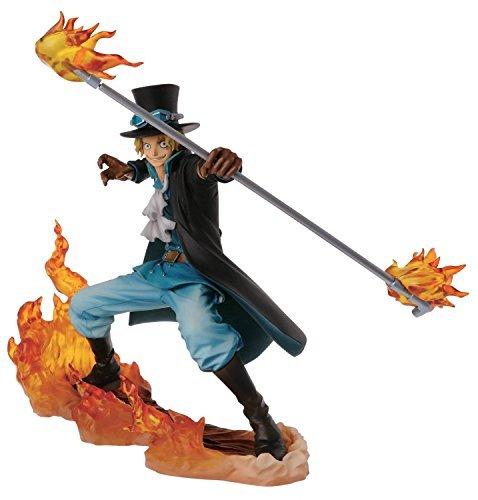 Banpresto One Piece DXF Figure, Brotherhood II Set of 3 by Banpresto 4