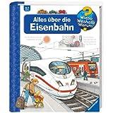 Ravensburger 02195 Alles über die Eisenbahn