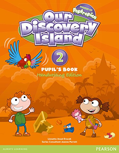 Our Discovery Island 2 Pupil's Pack - 9788498377750 por Lincette Ansel Erocak