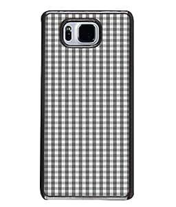 FUSON Designer Back Case Cover for Samsung Galaxy Alpha :: Samsung Galaxy Alpha S801 :: Samsung Galaxy Alpha G850F G850T G850M G850Fq G850Y G850A G850W G8508S :: Samsung Galaxy Alfa (Seamless Pattern Blue Design Drawing )