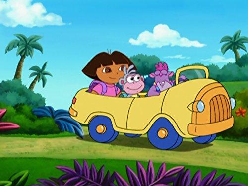 Stiefel Aus Dora The Explorer - Alles voller