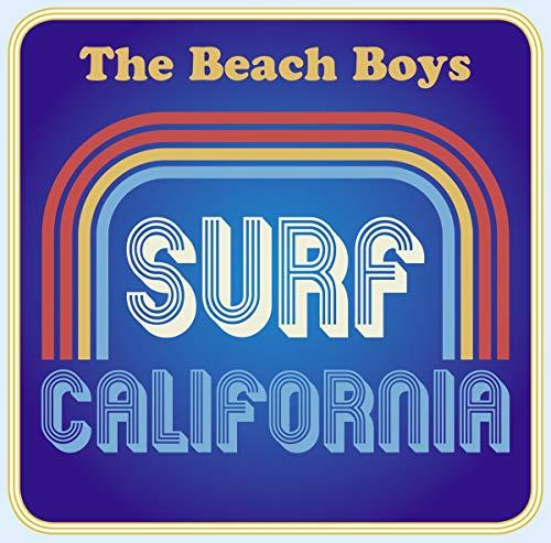 Surf California - 180 G. Yellow Vinyl - Limited Edition - Limitiert [Vinyl LP] Surf Station