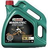 Castrol MAGNATEC STOP-START Engine Oil 5W-30 C3, 4L