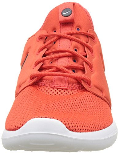 Nike Roshe Two, Scarpe Running Uomo Arancione (Max Orange/black-deep Night-white)