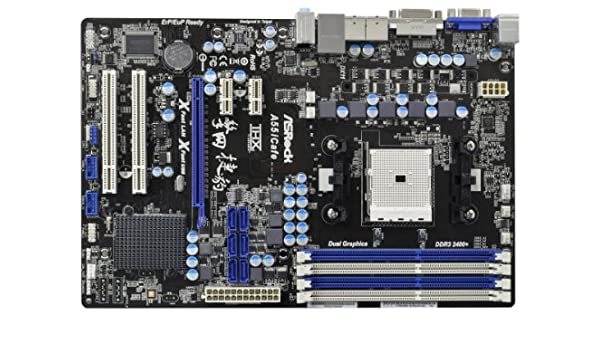 Asrock A55iCafe THX Drivers (2019)