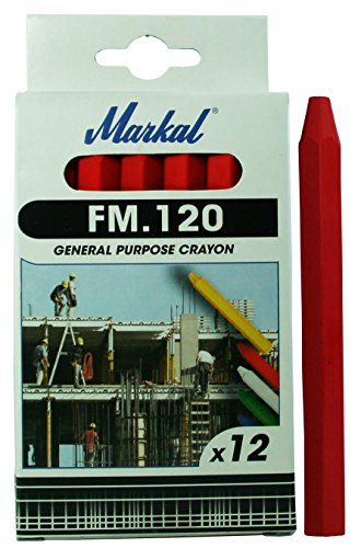 markal-44010300-fm-120-crayons-red-pack-of-12