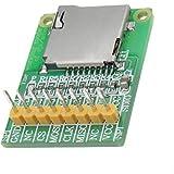 SPA 3.5V / 5V Micro Sd Card Module Tf Card Reader Sdio/SPI Interface Mini Tf Card Mo