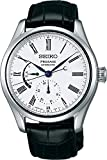 seiko- Presage Automatic Stainless Steel Strap Watch