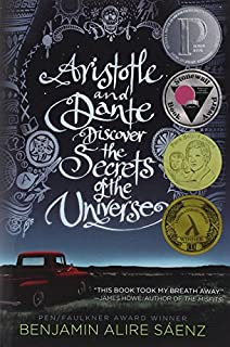 Aristotle and Dante Discover the Secrets of the Universe (1442408936) | Amazon Products