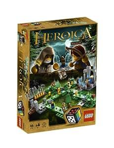LEGO Games Heroica 3858 - Foresta di Waldurk