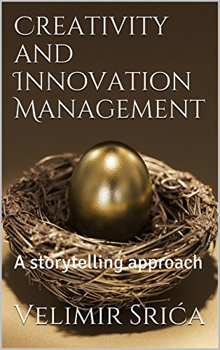 Creativity and Innovation Management: A storytelling approach (English Edition)