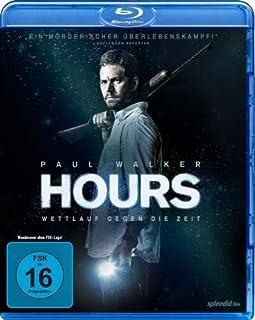 Hours - Wettlauf gegen die Zeit [Blu-ray]