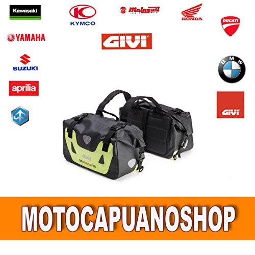 Givi WP405Paar Satteltaschen 25Waterproof Neon Hohe visibilitagrave für Motorrad