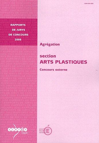Agrégation section Arts plastiques : Concours externe