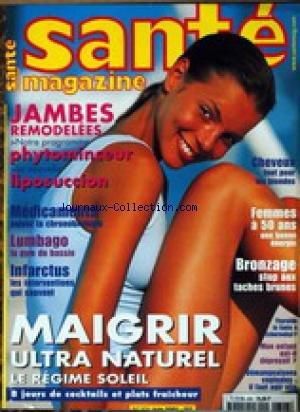 SANTE MAGAZINE [No 306] - JAMBES REMODEL...
