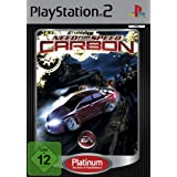 Need for Speed: Carbon [Software Pyramide] - [PlayStation 2]