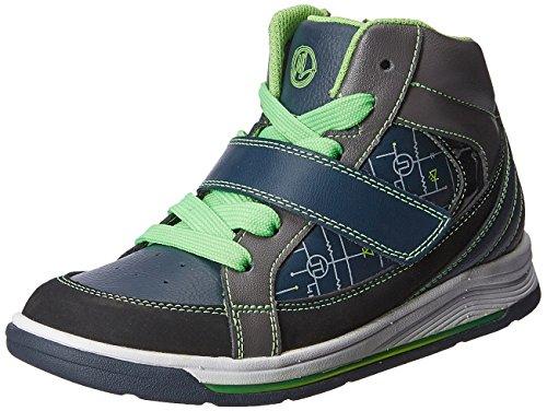 Clarks Boy's Multi-Color First Walking Shoes - 10.5 kids UK/India (28.5 EU)