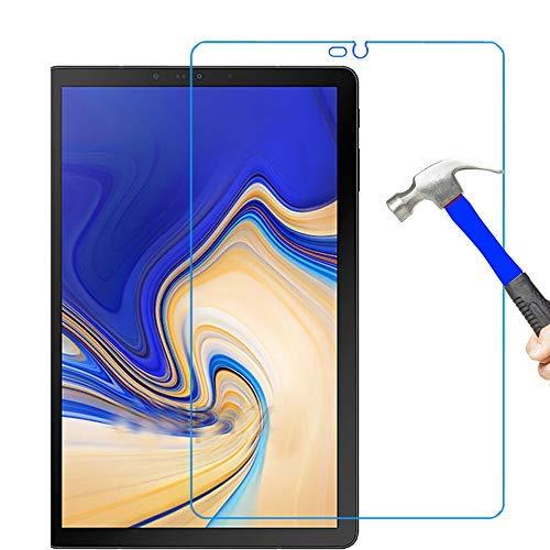 Displayschutzfolie aus gehärtetem Glas für Samsung Galaxy Tab S4 Tablet - [2er-Pack] Anti-Kratzer gehärtetes Glas Displayschutzfolie 9H High Clear Frontier Folie für Samsung Galaxy Tab S4 Tablet - Samsung 2er-pack